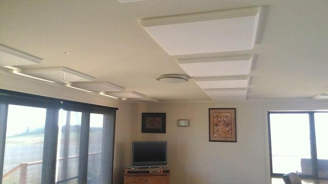 Sound absorption panels