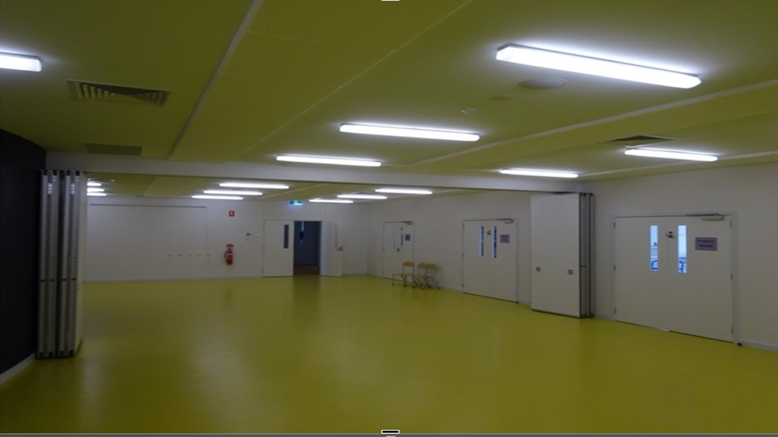 Acoustic Ceilings for Autism School