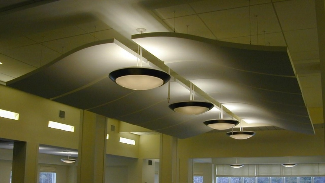 Acoustic Clouds in an office