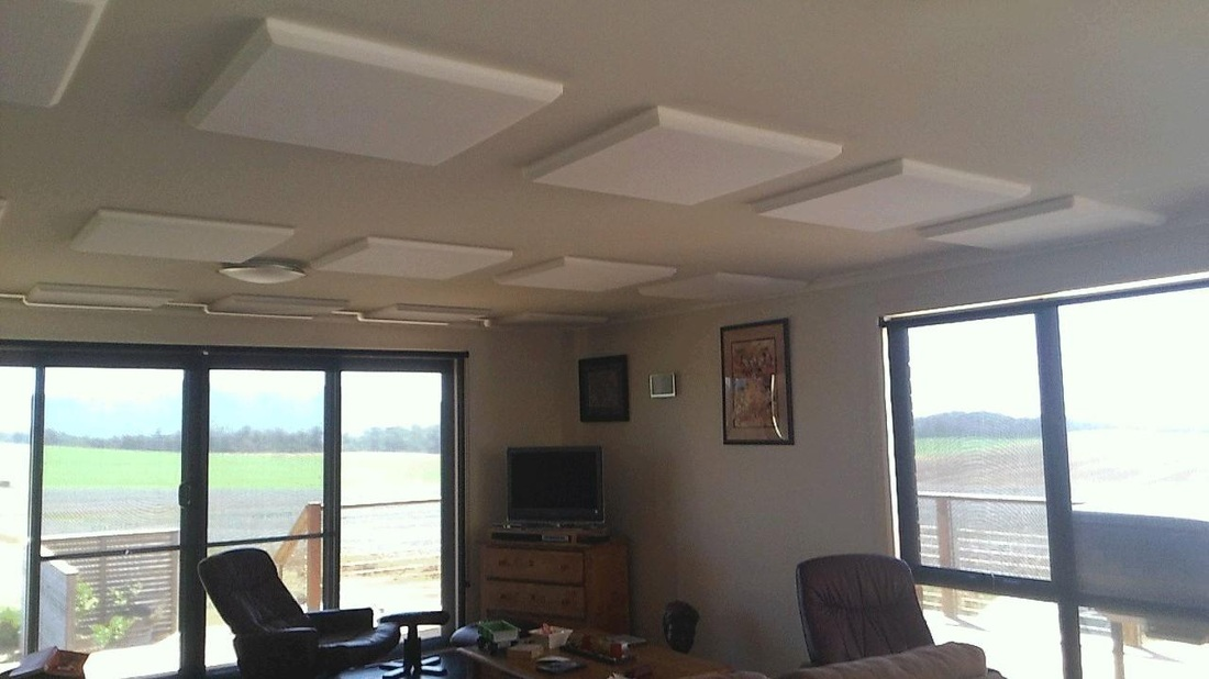 Do it yourself acoustic panels