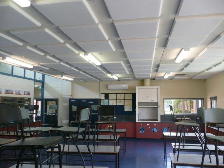 Acoustic Panels Enhance Learning Outcomes