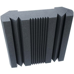 Acoustic-foam-corner-bass-trap