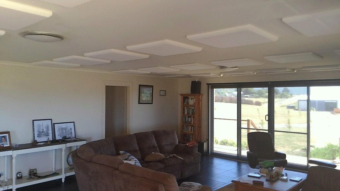 Residential acoustic panels