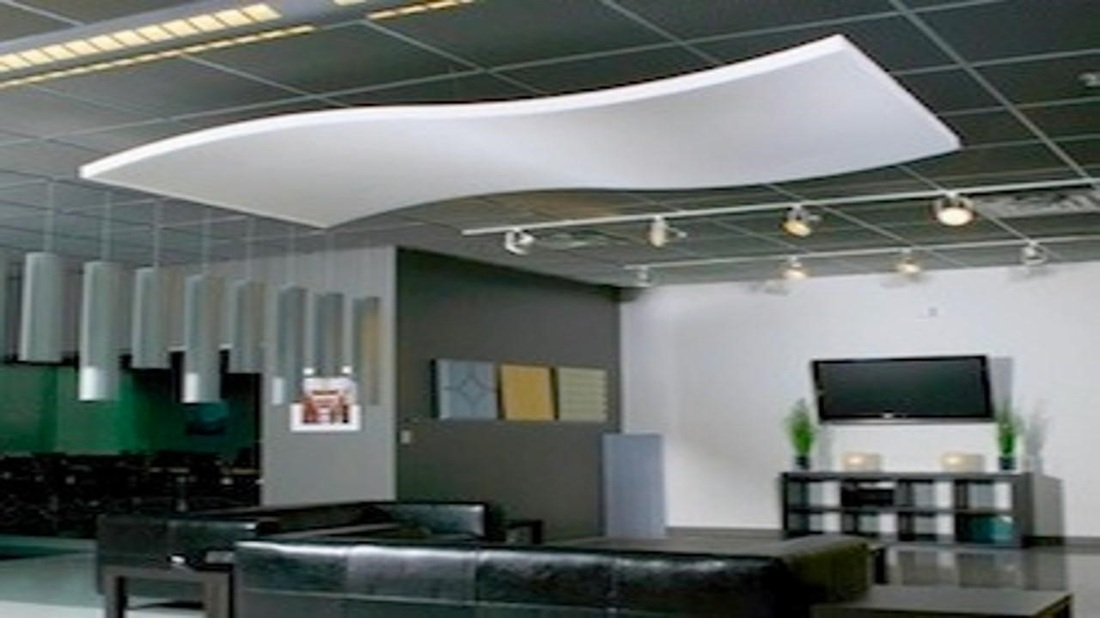 Acoustic Cloud in a reception