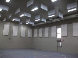 Acoustic Baffles Melfoam Acoustics